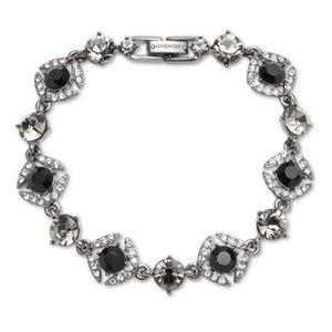 Givenchy Crystal & Stone Bracelet